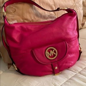 NWT MICHAEL KORS LARGE SHOULDER BAG